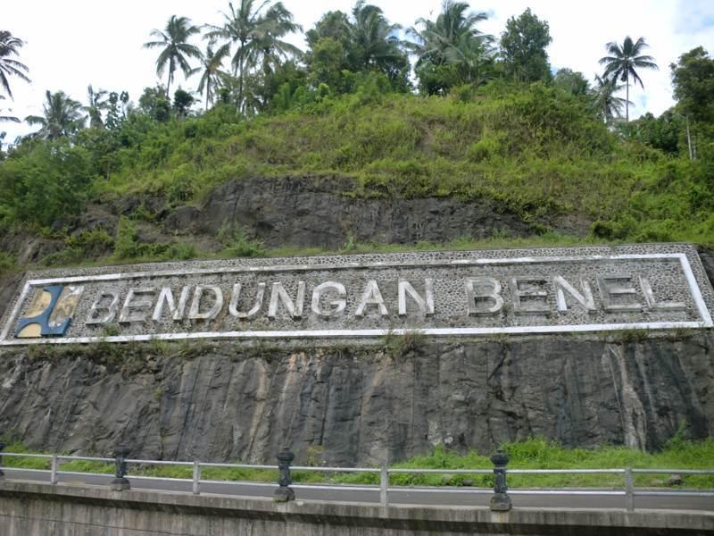 Bendungan Benel Jembrana 3 » Bendungan Benel Jembrana, Pilihan Tempat Wisata Alternatif Murah Meriah di Bali