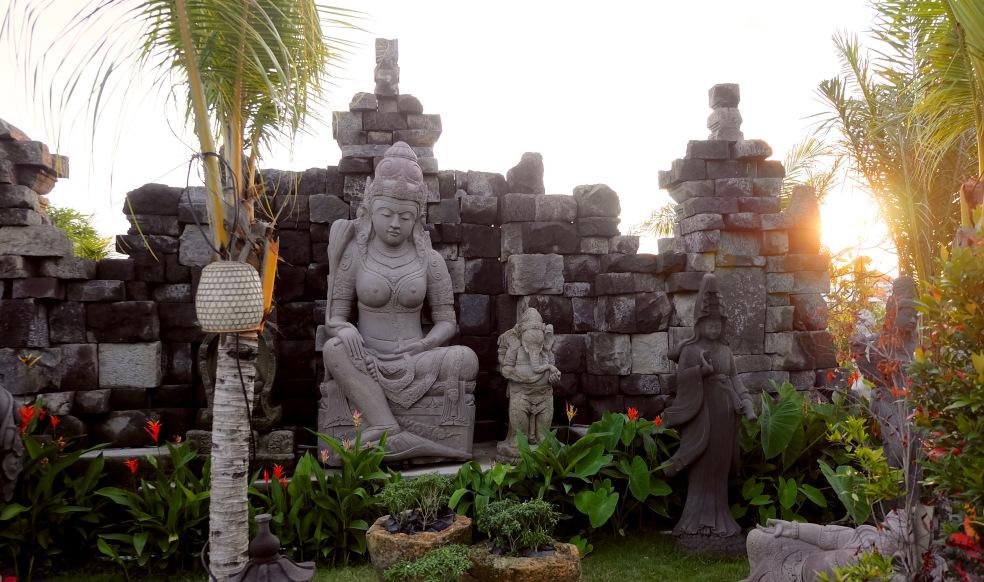 Big Garden Corner Denpasar, Pilihan Tempat Wisata dengan Fasilitas yang Komplet