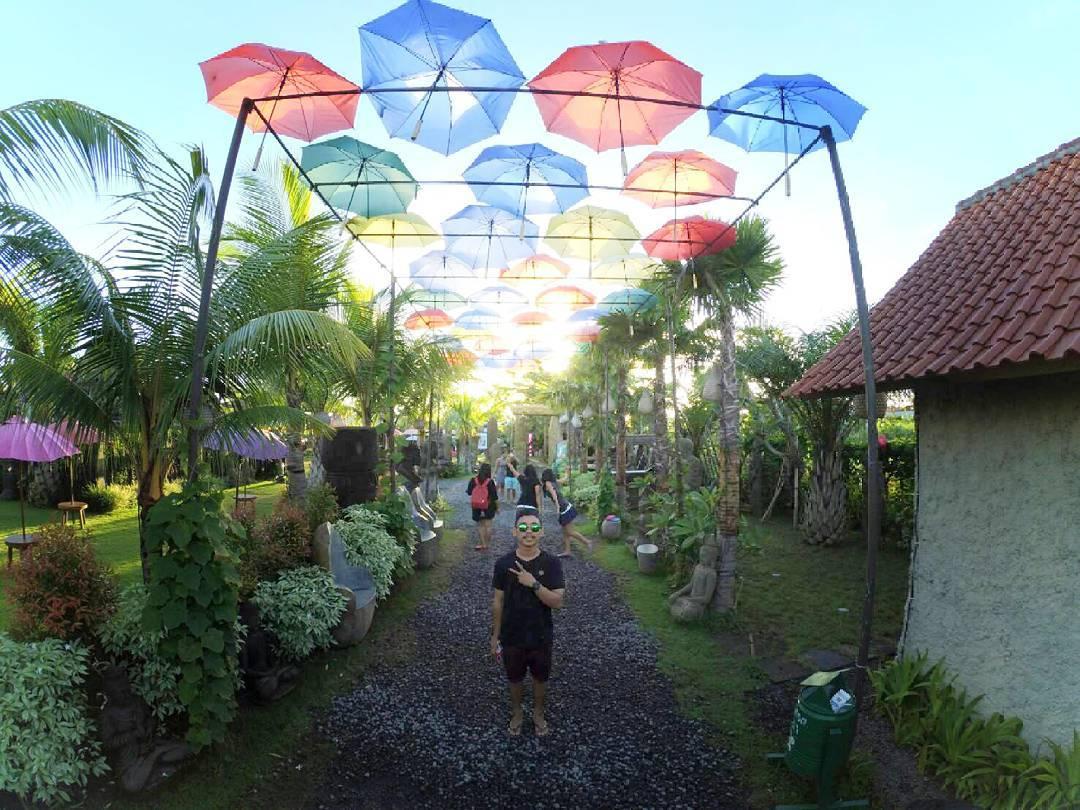 Big Garden Corner Sanur, Tempat Berburu Foto Instagrammable Baru yang Asyik di Bali