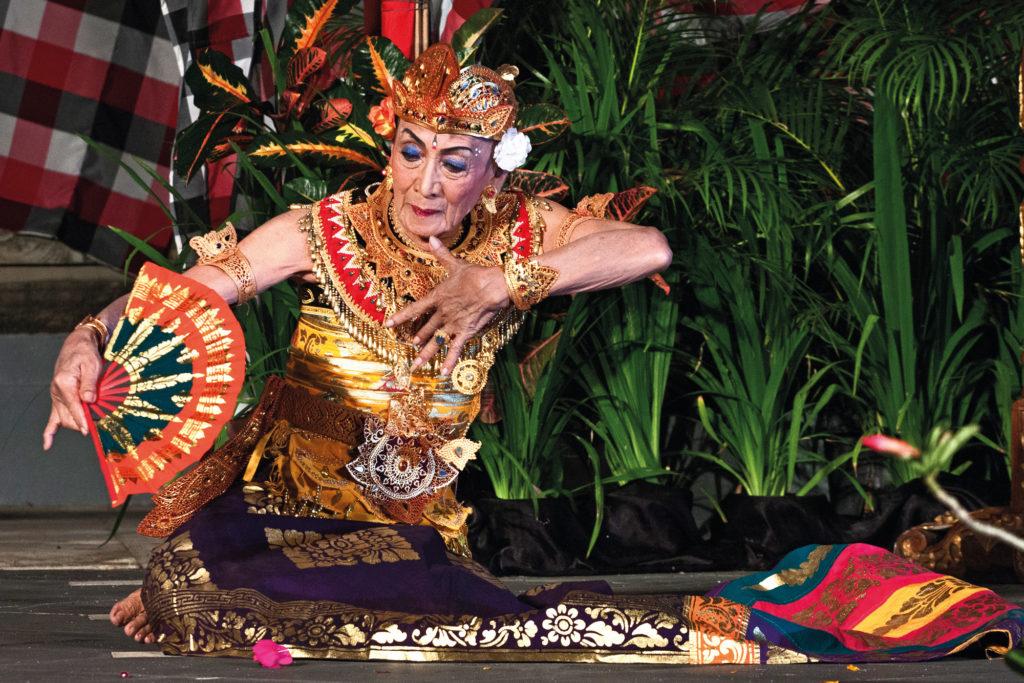 Biografi Ida Bagus Oka Wirjana, Maestro Tari Tradisional Klasik Bali yang Fenomenal