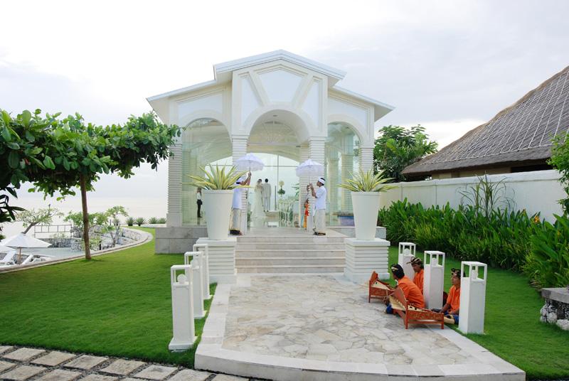 Blue Point Chapel Uluwatu 2 » Blue Point Chapel Uluwatu, Venue Wedding Romantis dengan Suasana Kapel Tepi Pantai