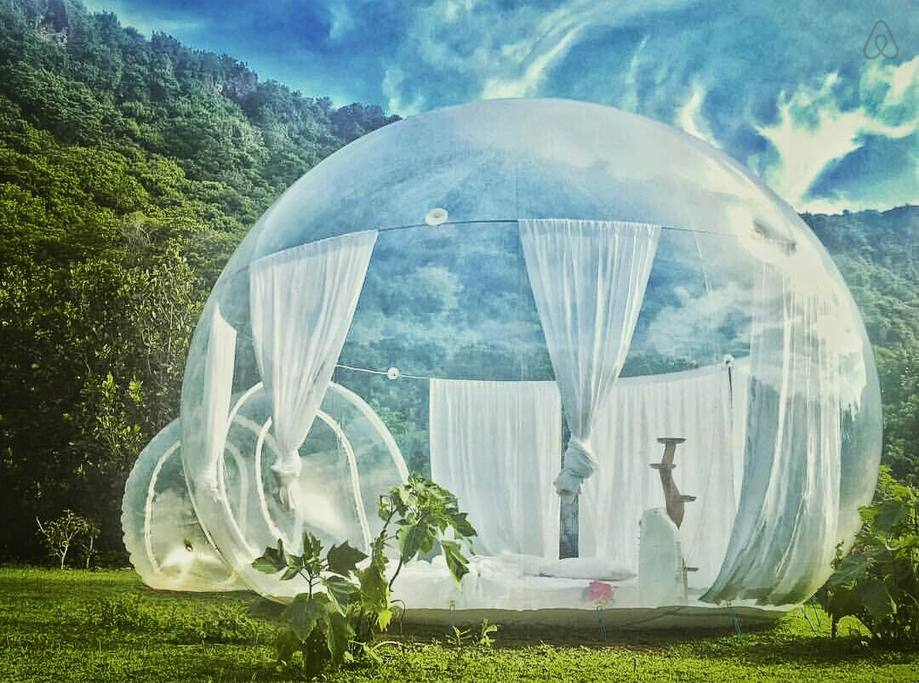 Bubble Hotel Pecatu