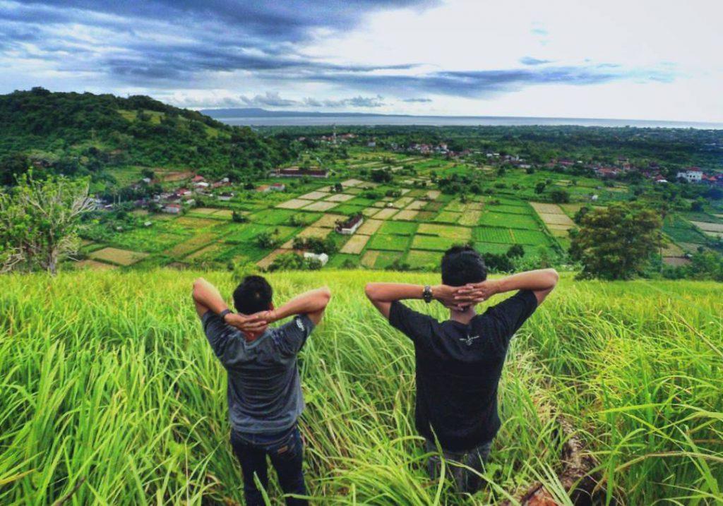 Bukit Belong Gunaksa 4 1024x717 » Bukit Belong Gunaksa, Bukit Keren dengan Pemandangan Alam Hijau Klungkung