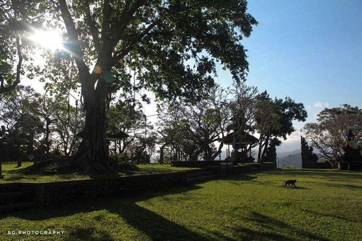 Bukit Gumang Desa Bugbug