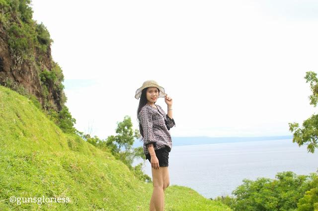 Bukit Guungan Candidasa Karangasem 2 » Bukit Guungan Candidasa Karangasem, Pilihan Wisata Alam Baru yang Instagrammable