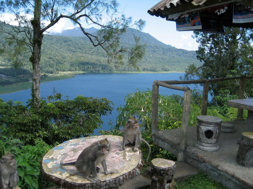 Bukit Kembar Gobleg Buleleng, Keindahan Danau Kembar Buyan dan Tamblingan Ada di Sini