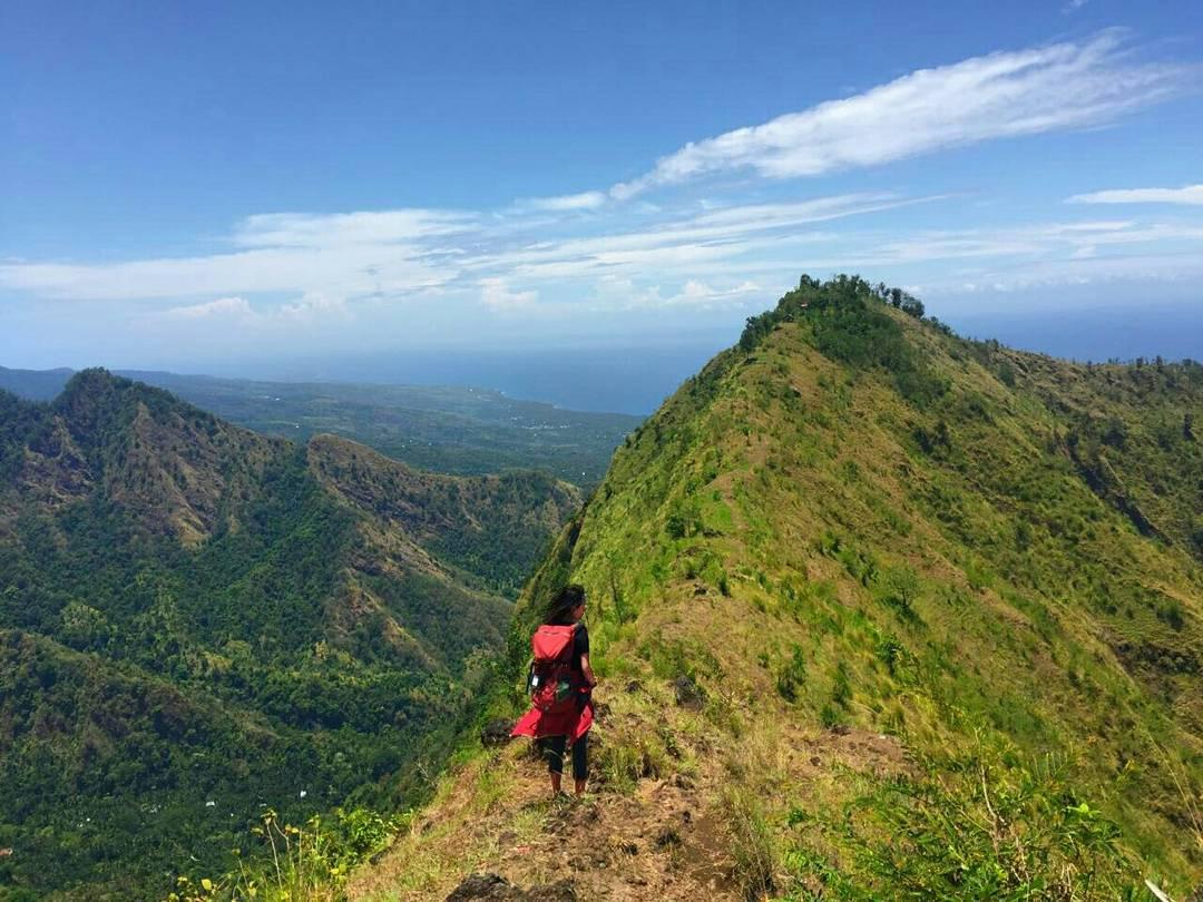 Bukit Mende Kintamani, Berburu Foto Instagramable di Negeri Atas Awan