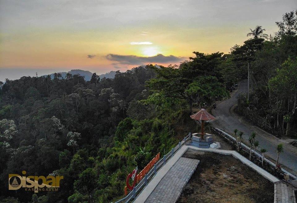 Bukit Pemukuran Karangasem