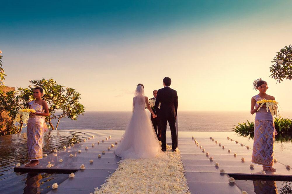 Bulgari Water Wedding Uluwatu 2 » Bulgari Water Wedding Uluwatu, Pengalaman Unik Pernikahan di Atas Air