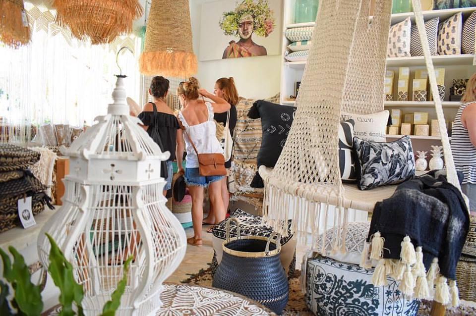 Bungalow Living Canggu 1 » Bungalow Living Canggu, Kafe Nyaman yang Juga Sediakan Tempat Belanja Asyik