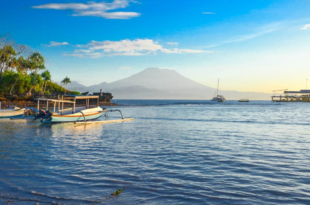 Bungalow Tamarind Beach Lembongan, Penginapan Romantis yang Menghadap Langsung ke Pantai Tamarind