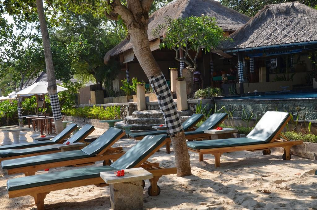 Bungalow Tamarind Beach Lembongan 5 1024x678 » Bungalow Tamarind Beach Lembongan, Penginapan Romantis yang Menghadap Langsung ke Pantai Tamarind