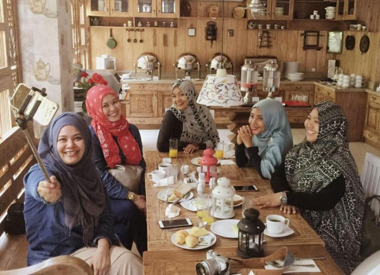 Café De Dapoer » 7 Tempat Makan Halal di Bali yang Cozy Banget