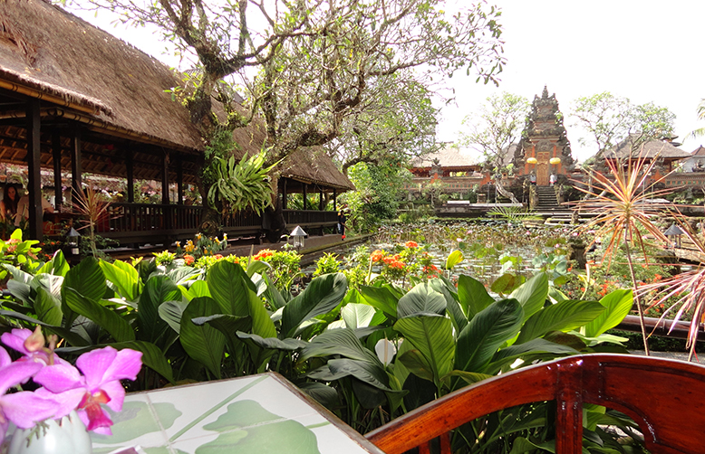 Cafe Lotus Ubud