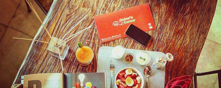 Cafe Pojok Baker's Corner