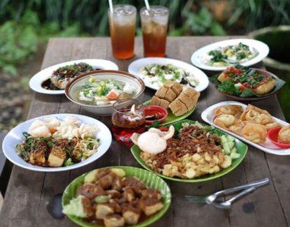 Cafe Tahu Caravan Baturiti