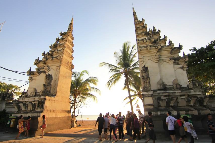 Candi Bentar Ikonik di Bali 5 » 5 Bangunan Candi Bentar Ikonik di Bali, Bisa Jadi Lokasi Foto Instagramable Nih!
