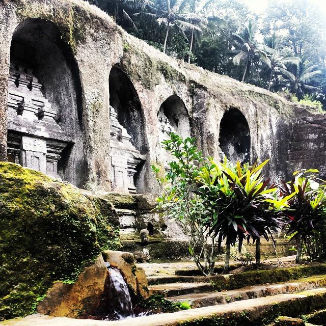 Candi Gunung Kawi Tampaksiring 1 » Candi Gunung Kawi Tampaksiring, Candi Megah Penuh Nilai Sejarah di Gianyar