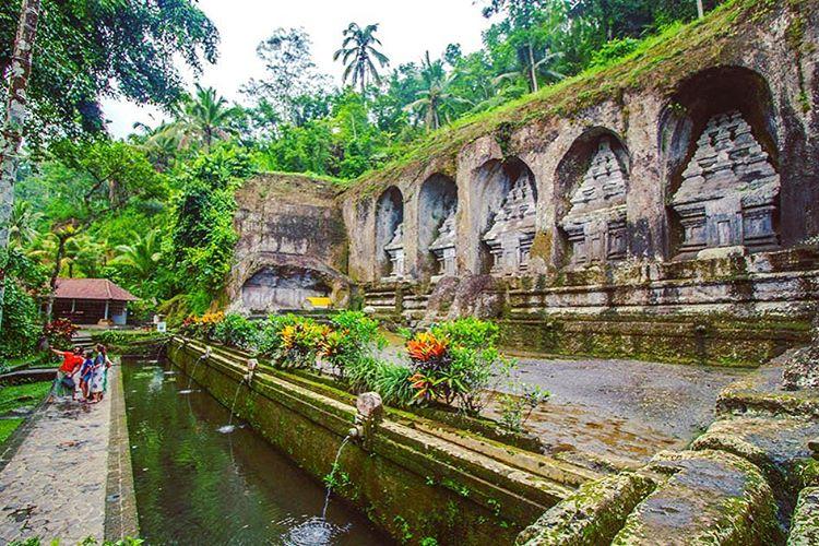 Candi Gunung Kawi Tampaksiring 4 » Candi Gunung Kawi Tampaksiring, Candi Megah Penuh Nilai Sejarah di Gianyar