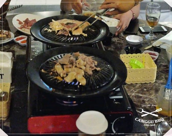 Canggu BBQ and Bar Bali 2 » Canggu BBQ and Bar, Tempat Asyik untuk Pesta Barbeque dengan Murah Meriah
