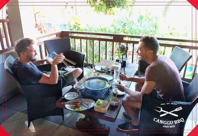 Canggu BBQ and Bar Bali 3 » Canggu BBQ and Bar, Tempat Asyik untuk Pesta Barbeque dengan Murah Meriah