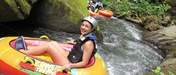 Canyon Tubing Bali