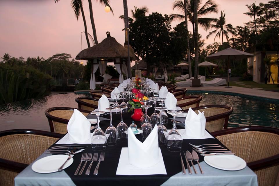 CasCades Restaurant Ubud