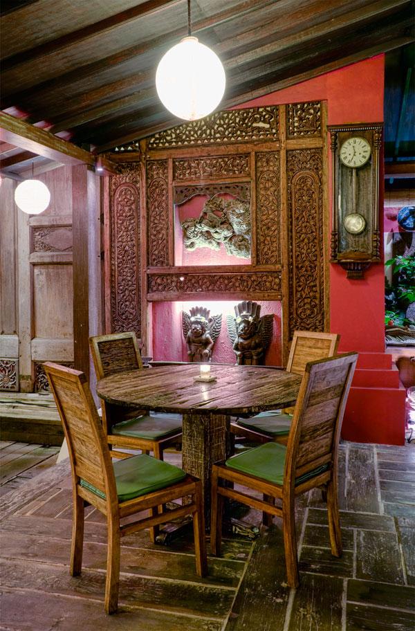 Charming Restaurant Sanur