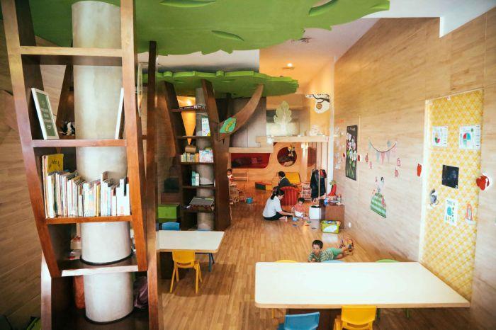 Cheeky Monkey Kids Club Nusa Dua, Tawarkan Liburan di Bali yang Menyenangkan untuk Balita