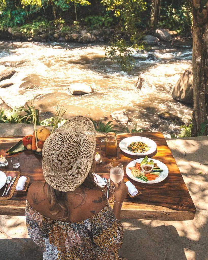 Chef's Table Sokasi di Four Season Hotel Bali