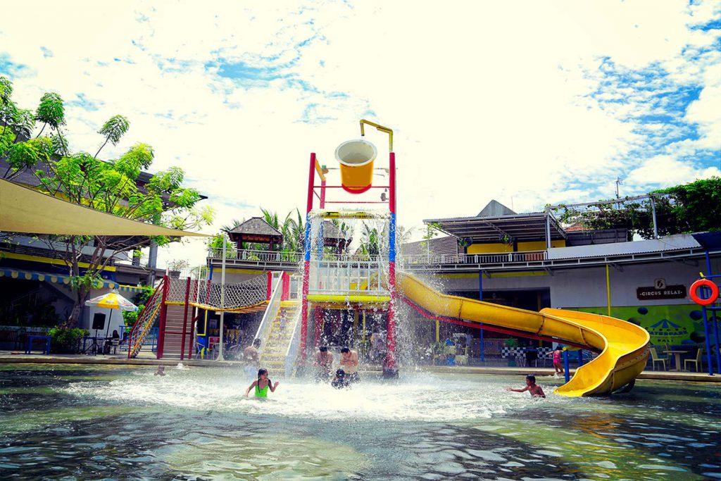 Circus Water Park Kuta 2 1024x683 » Circus Water Park Kuta, Arena Bermain Air Bersama Anak yang Menyenangkan
