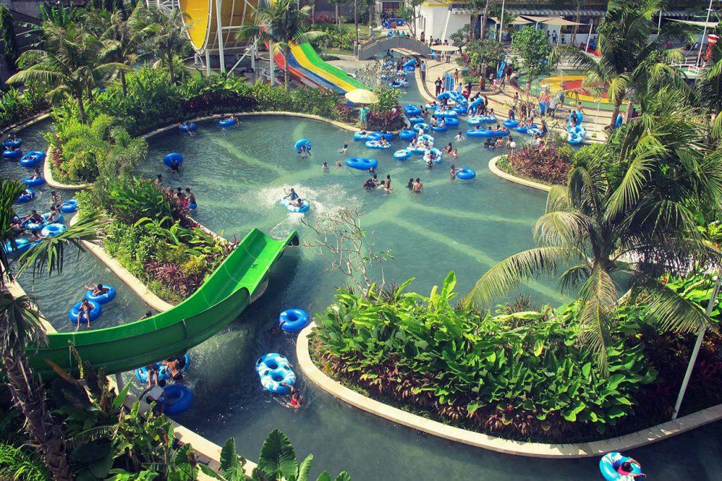 Circus Water Park Kuta 3 1024x683 » Circus Water Park Kuta, Arena Bermain Air Bersama Anak yang Menyenangkan