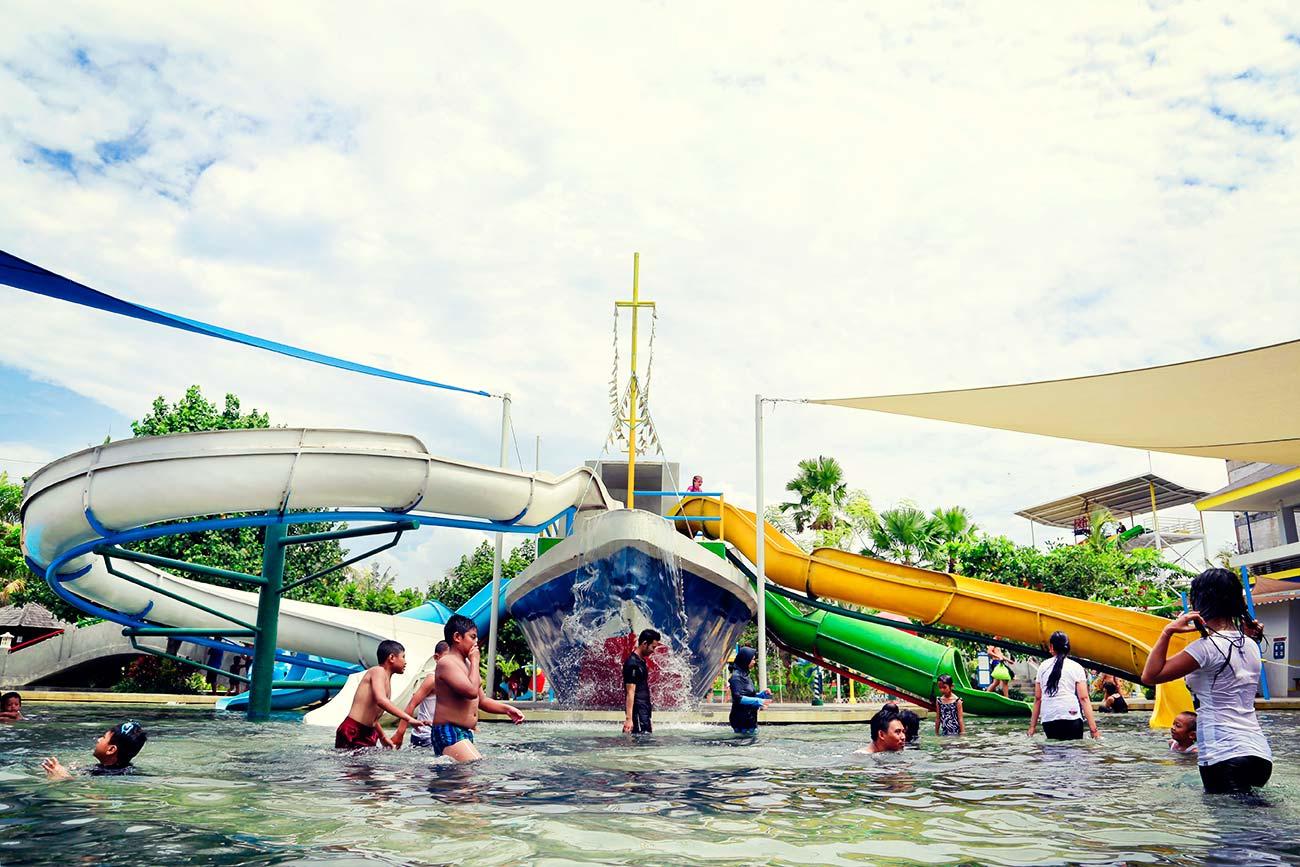 Circus Waterpark Kuta Bali – Tawarkan Liburan Keluarga yang Seru dan Menyenangkan