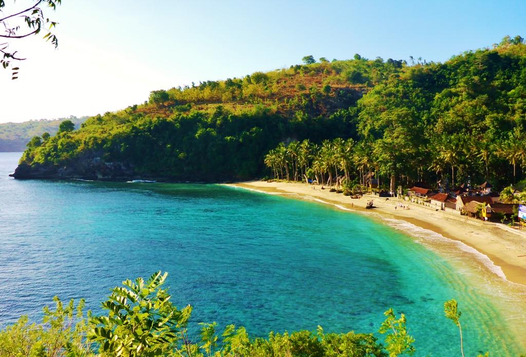 Crystal Bay Nusa Penida, Pantai dengan Air Laut Super Bening