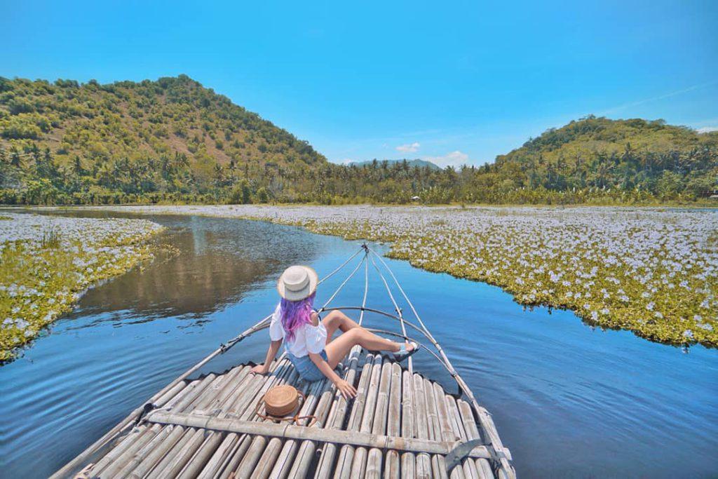 Danau Yeh Malet Karangasem