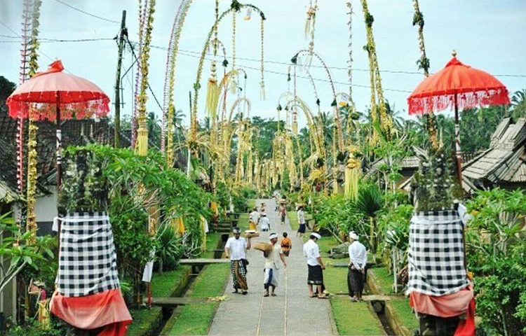 Desa Adat Penglipuran Bali