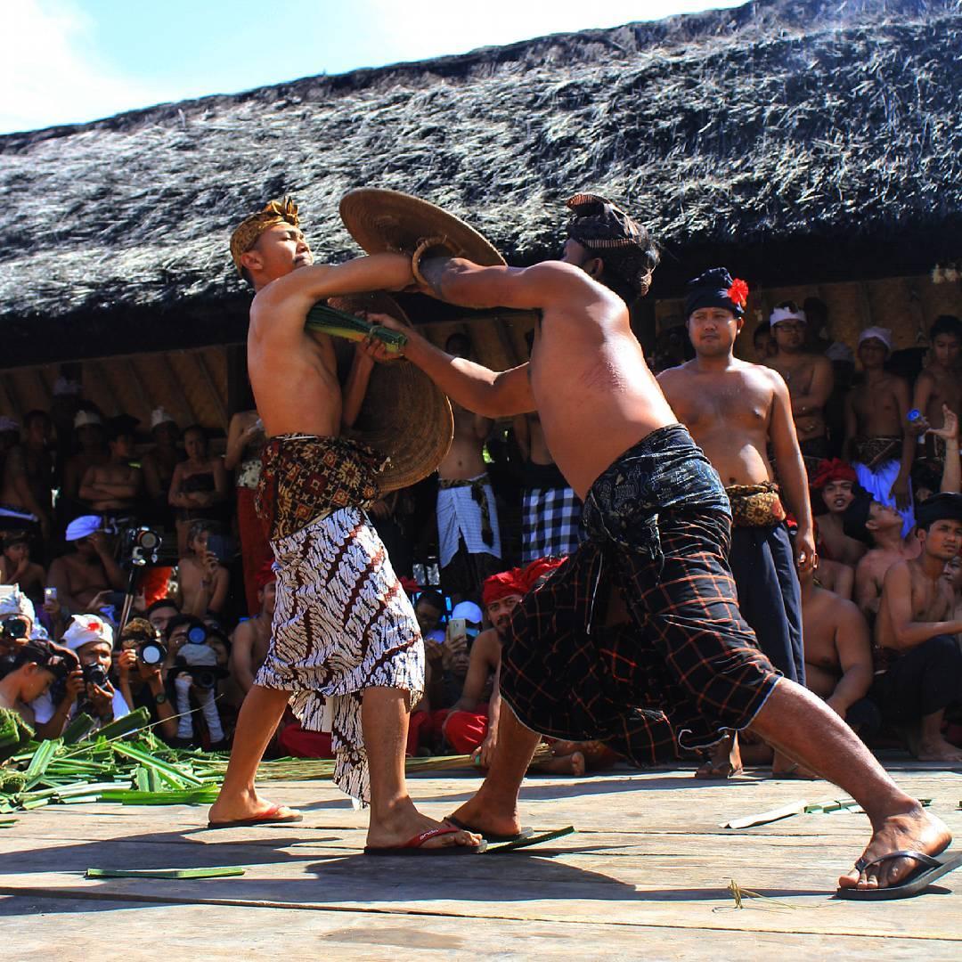 Menelusuri Wisata Budaya Bali di Desa Adat Tenganan Pegringsingan