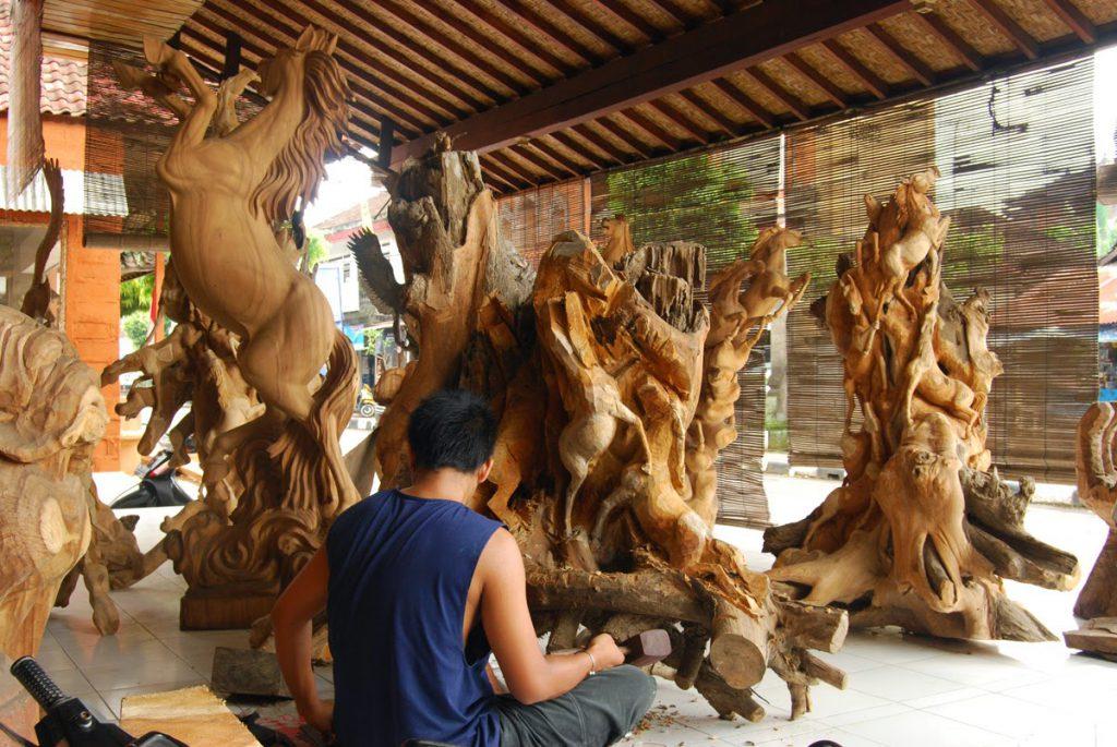 Desa Batubulan Gianyar 2 1024x685 » Desa Batubulan Gianyar, Dari Ukiran Khas Tradisional Hingga Tari Barong Bali Ada di Tempat Ini