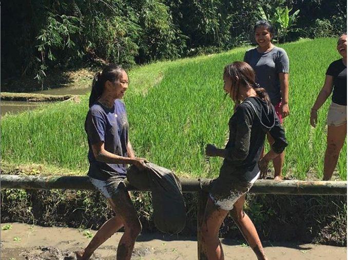 Desa Sulangai Petang 3 » Menikmati Suasana Tenang dan Asri Khas Pedesaan di Desa Sulangai Petang
