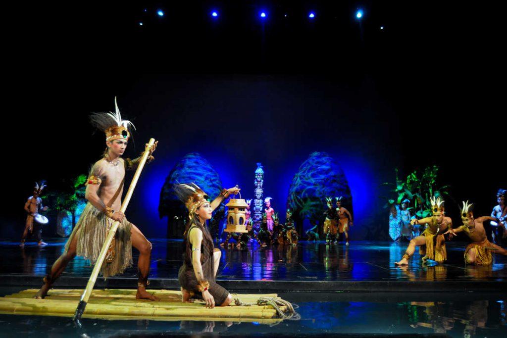 Devdan Show Nusa Dua 1 1024x683 » Devdan Show Nusa Dua, Pertunjukan Teater yang Menyajikan Budaya Khas Indonesia