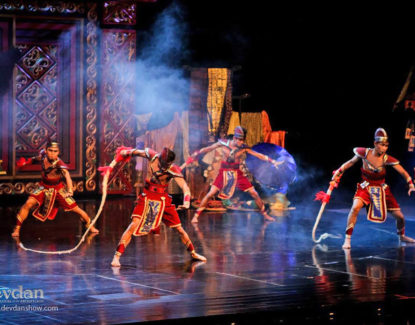 Devdan Show Nusa Dua
