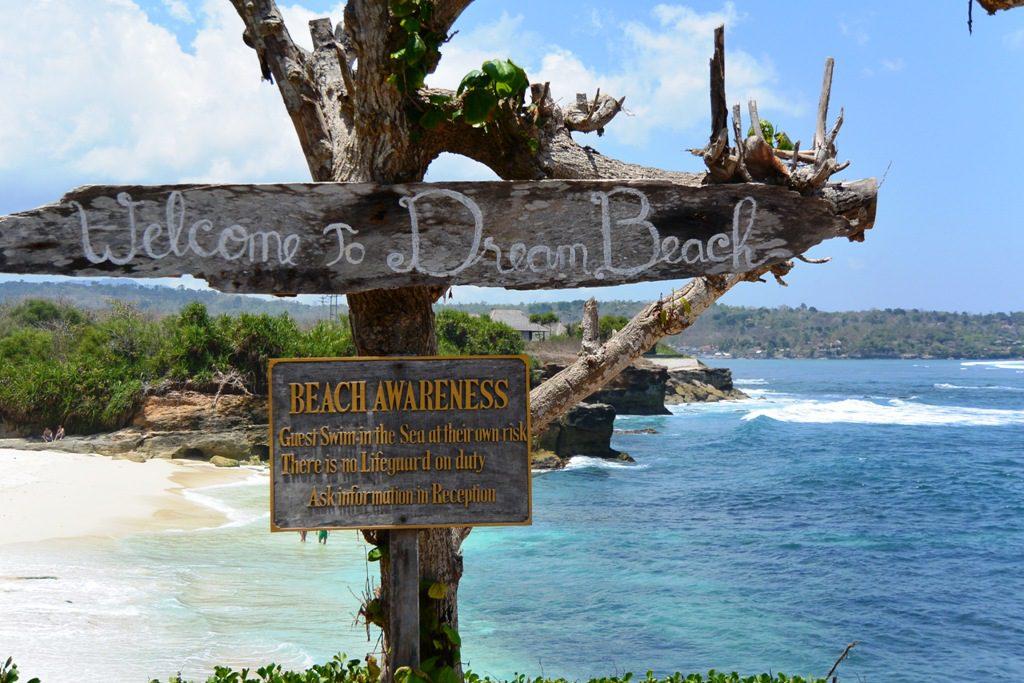 Dream Beach Nusa Lembongan 1024x683 » Dream Beach, Pantai Impian yang Indah Punya Nusa Lembongan