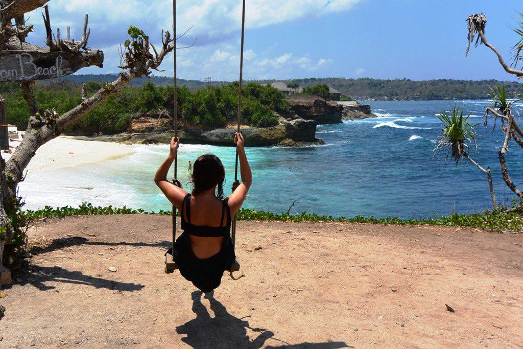 Dream Beach Nusa Lembongan 2 1024x683 » Dream Beach, Pantai Impian yang Indah Punya Nusa Lembongan