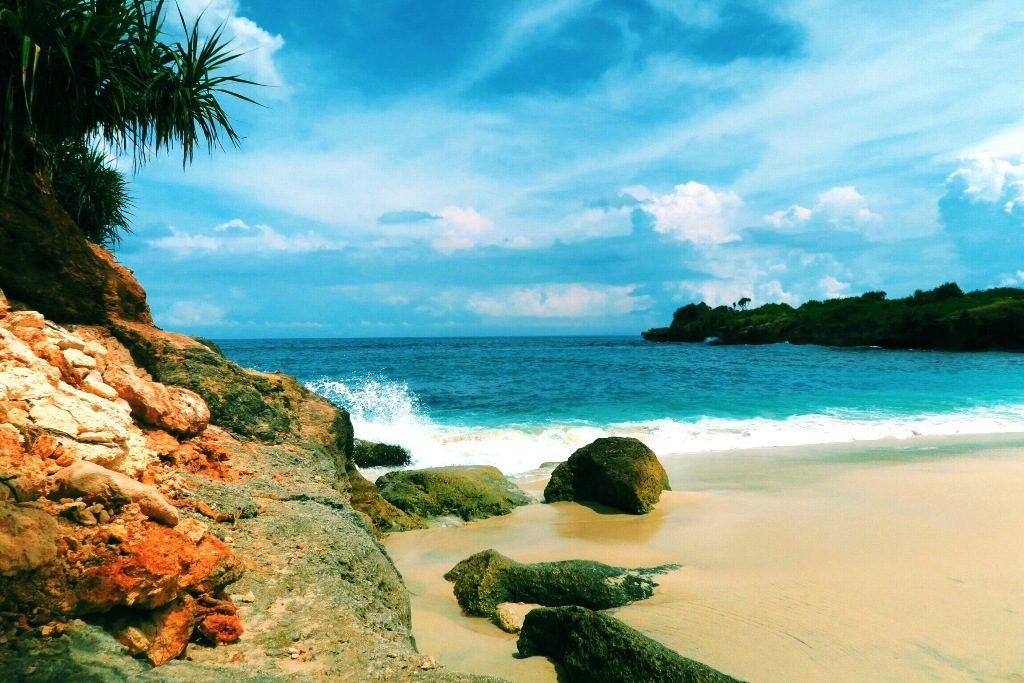 Dream Beach Nusa Lembongan 3 1024x683 » Dream Beach, Pantai Impian yang Indah Punya Nusa Lembongan