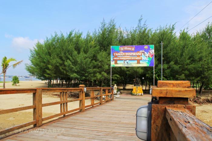 Dream Island Mertasari 3 » Dream Island Mertasari, Beach Club dengan Desain Romantis dan Fasilitas Lengkap