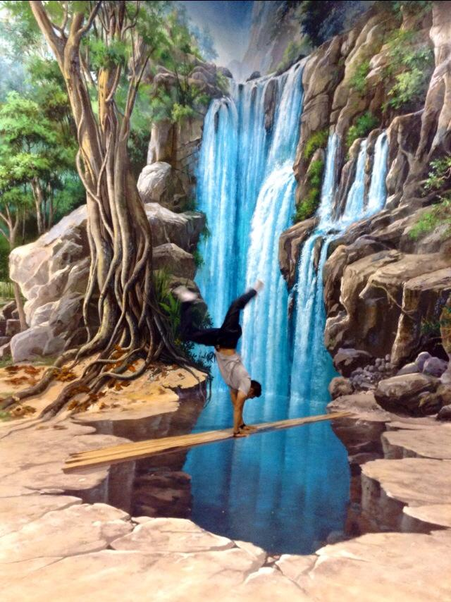 Dream Museum Zone Bali 1 » Berburu Foto Keren di Museum 3 Dimensi Dream Museum Zone Bali