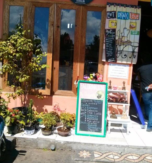 Eat Drink Love Cafe Bedugul 1 » Eat Drink Love Cafe Bedugul, Pilihan Tempat Nongkrong Bernuansa Seni Di Dekat Danau Beratan