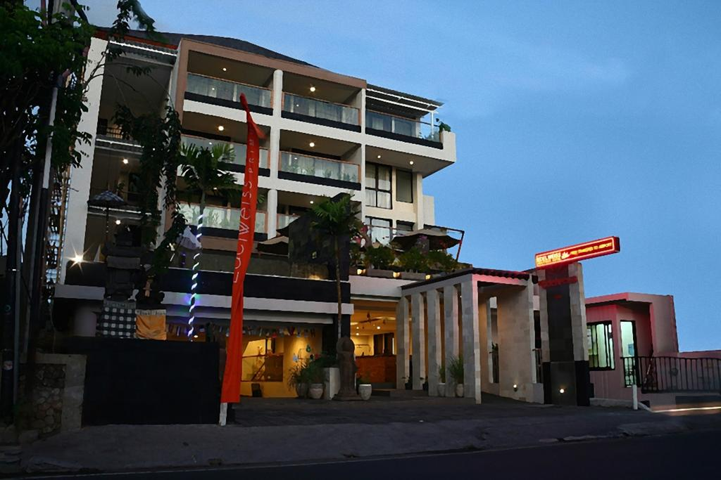 Edelweiss Boutique Hotel Kuta