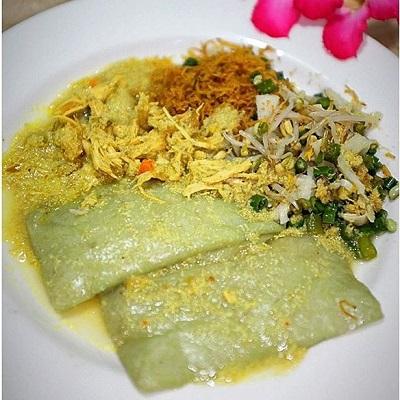 Entil Khas Pupuan 1 » Entil Khas Pupuan, Kuliner Tradisional Mirip Ketupat yang Enak dari Bali
