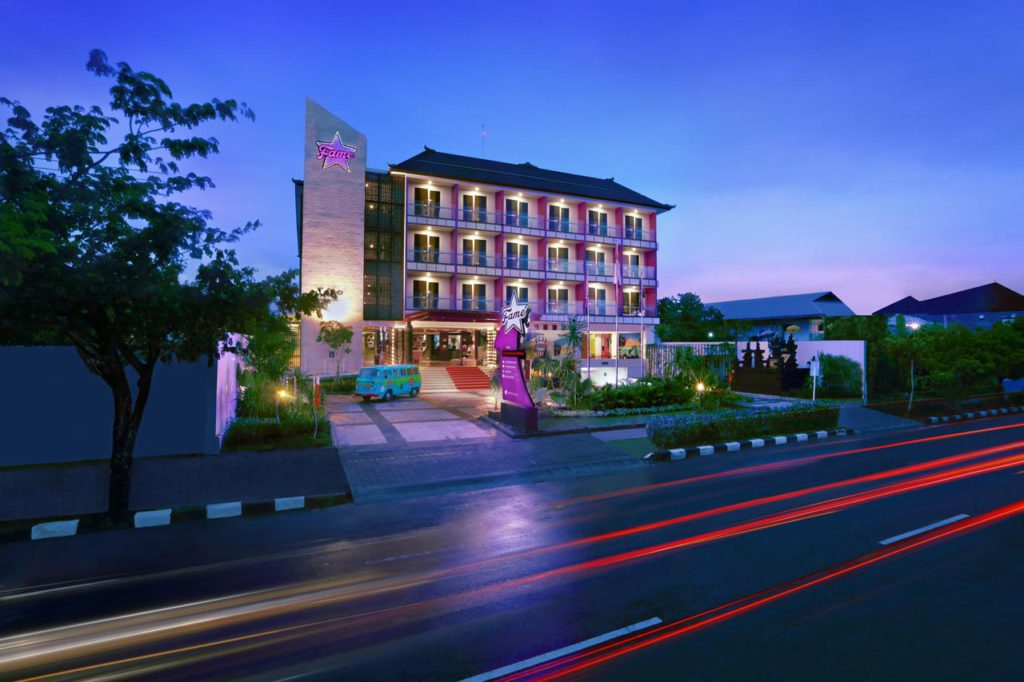 Fame Hotel Sunset Road Kuta 3 1024x682 » Fame Hotel Sunset Road Kuta, Penginapan Murah dengan Suasana ala Hollywood di Bali